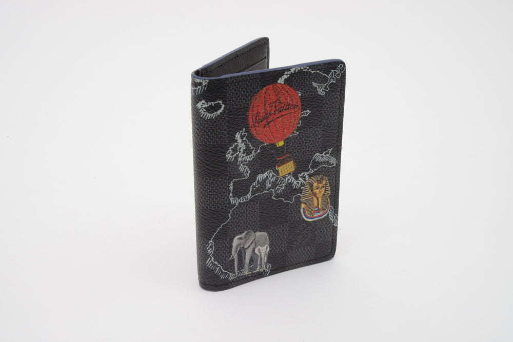 Louis Vuitton Pocket Organizer Limited Edition Europe & Africa