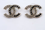 Chanel Large Signature Earrings