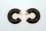 Louis Vuitton Wild V Hoop Earrings