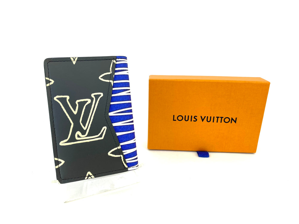 Louis Vuitton Limited Edition Patchwork Pocket Organizer by Virgil Ablogh