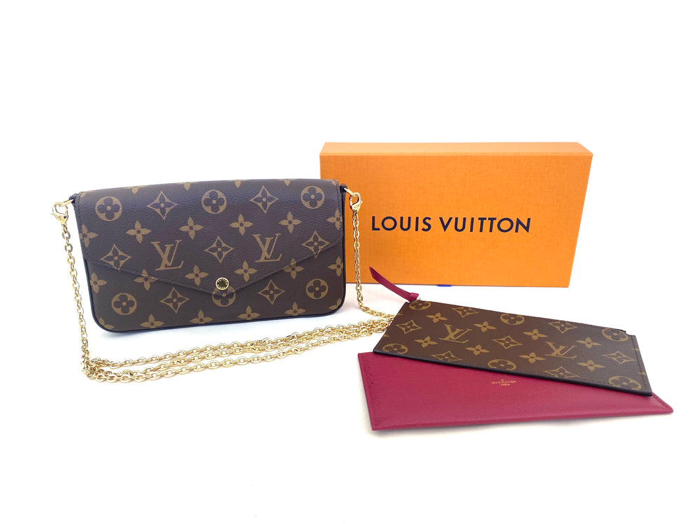 Louis Vuitton Monogram Pochette Felice