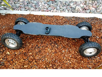 All Terrain Off Road Electric Skateboard Longboard Mountainboard Cross Country w/ Remote