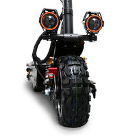 NEW 3200W Off Road Electric Kick Stunt Scooter Ultra High Speed 25AH Lithium Battery