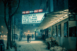 The IFC Center, NYC, 2020