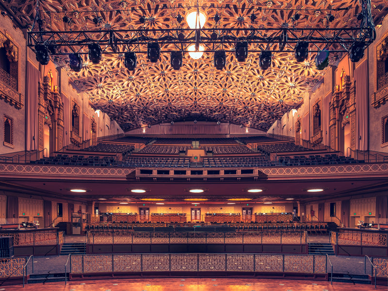 The Fox Theatre, Oakland II