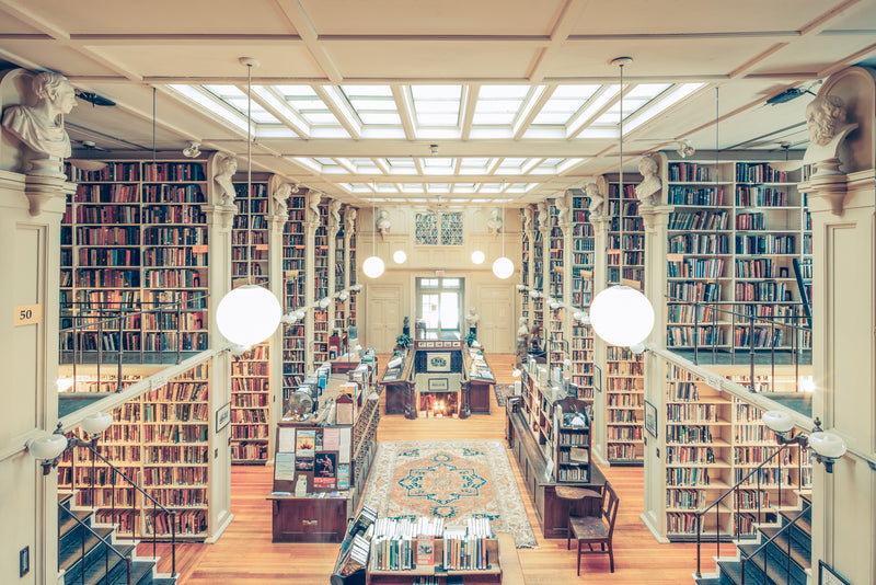 The Providence Athenaeum Library #1