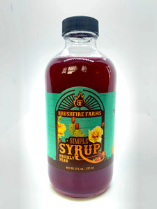 Prickly Pear Simple Syrup