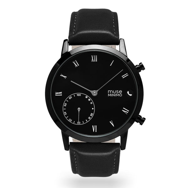 MUSE MINIMO JET BLACK 22MM