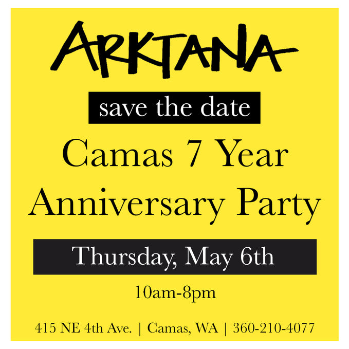 Camas Location 7 Year Anniversary Party