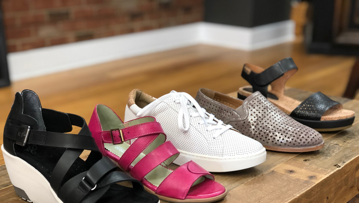 Ann's five must have shoes for spring 2020