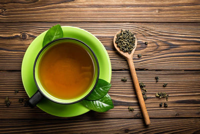 LBL's Guide To Green Tea – The Profound Health Benefits Of Green Tea