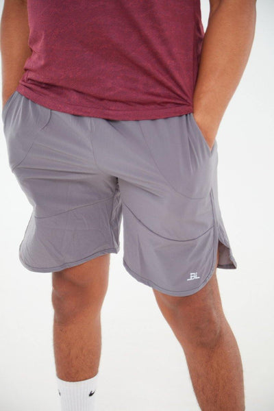 Essential Active Shorts - Grey - Little By Little