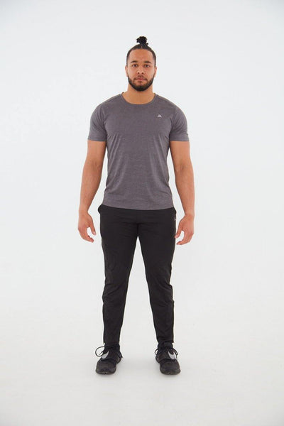 Revive short Sleeve Tee - Grey - Little By Little