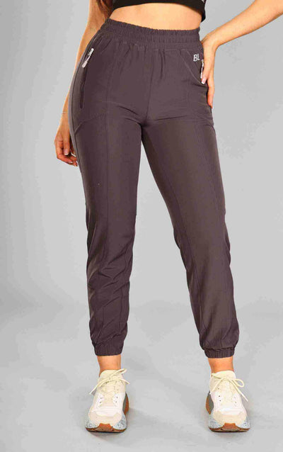 Diana Track Pants - Dark Grey - Little By Little