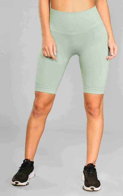 Molly Cycling Shorts - Green - Little By Little