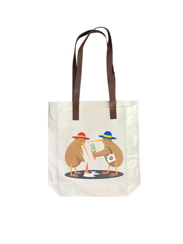Tip Top Tote Bag