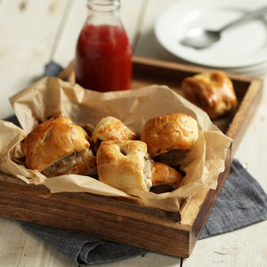 Sausage Rolls Unbaked 8pk