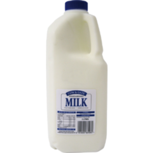Cow & Gate Milk 2L