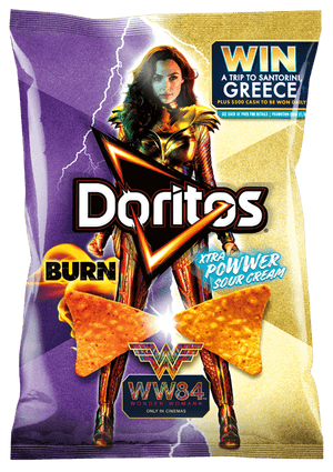 Doritos Burn & Sour Cream 80g