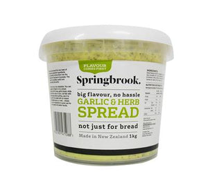 Garlic & Herb Spread 1kg