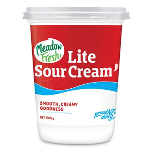 MeadowFresh Sour Cream Lite 500g