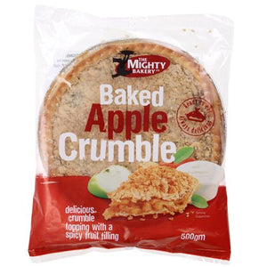 Mighty Apple Crumble 500g