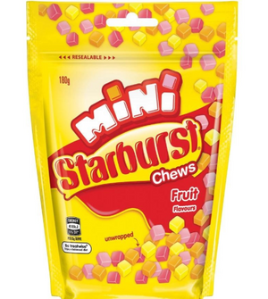 Starburst Mini Chews Fruit 180g