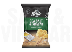 Kettle Chip Co. 40g Salt & Vinegar