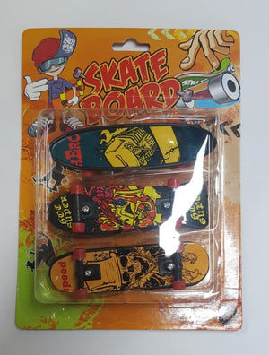 Skateboard Novelty with Candy