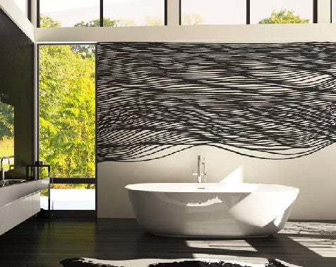 TOPOLOGY WALL WRAP GALLERY