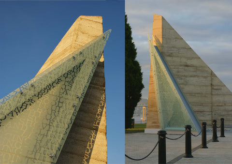 The Victoria Cross Memorial - AILA National Design Award