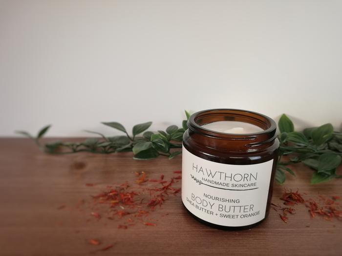 Nourishing Body Butter - Shea Butter + Sweet Orange - 120ml