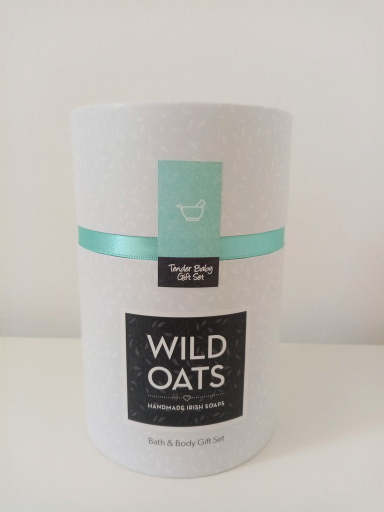 Wild Oats Tender Baby Gift Set