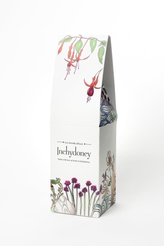 Inchydoney Essential Oil Diffuser Fresh Cotton