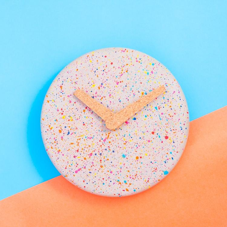 Sprinkles Clock
