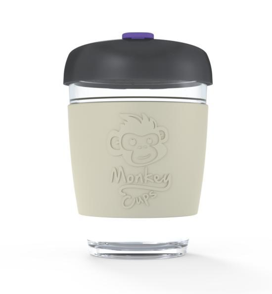 Monkey Cup 340ml Papyrus