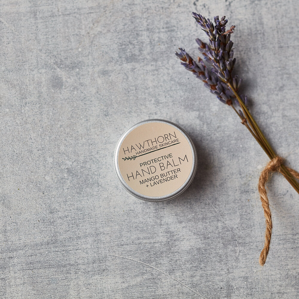 Protective Hand Balm - Mango Butter + Lavender - 15ml