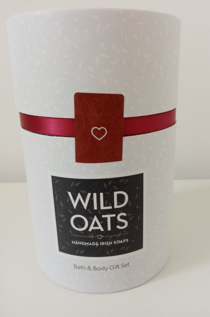 Wild Oats Bath and Body Gift Box