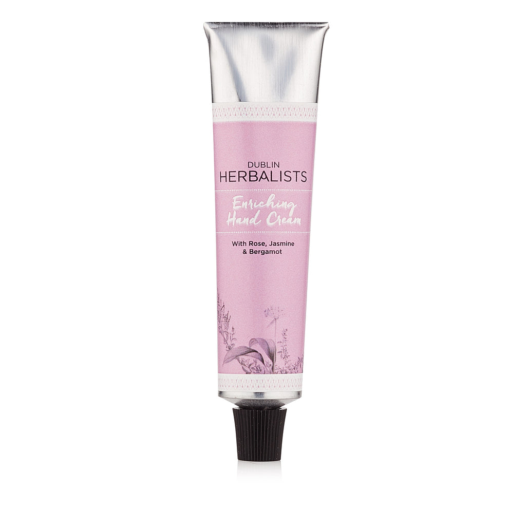 Enriching Hand Cream With Rose, Jasmine & Bergamot