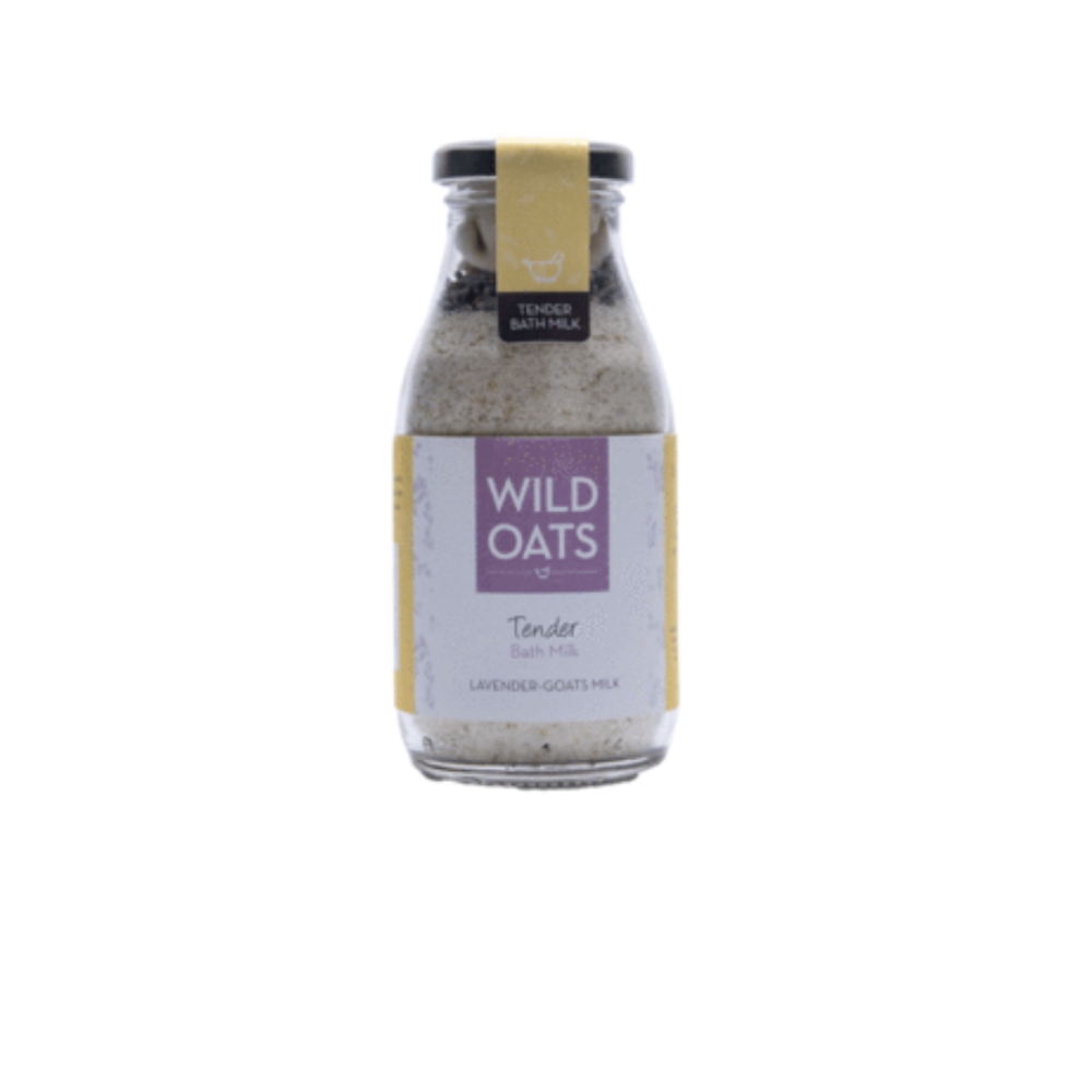 Wild Oats Tender  Bath Milk