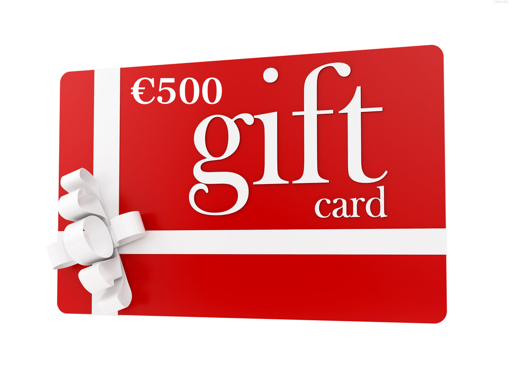 €500 Gift Card