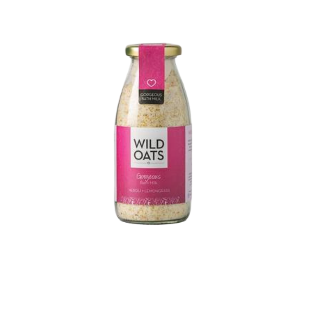 Wild Oats Gorgeous Bath Milk