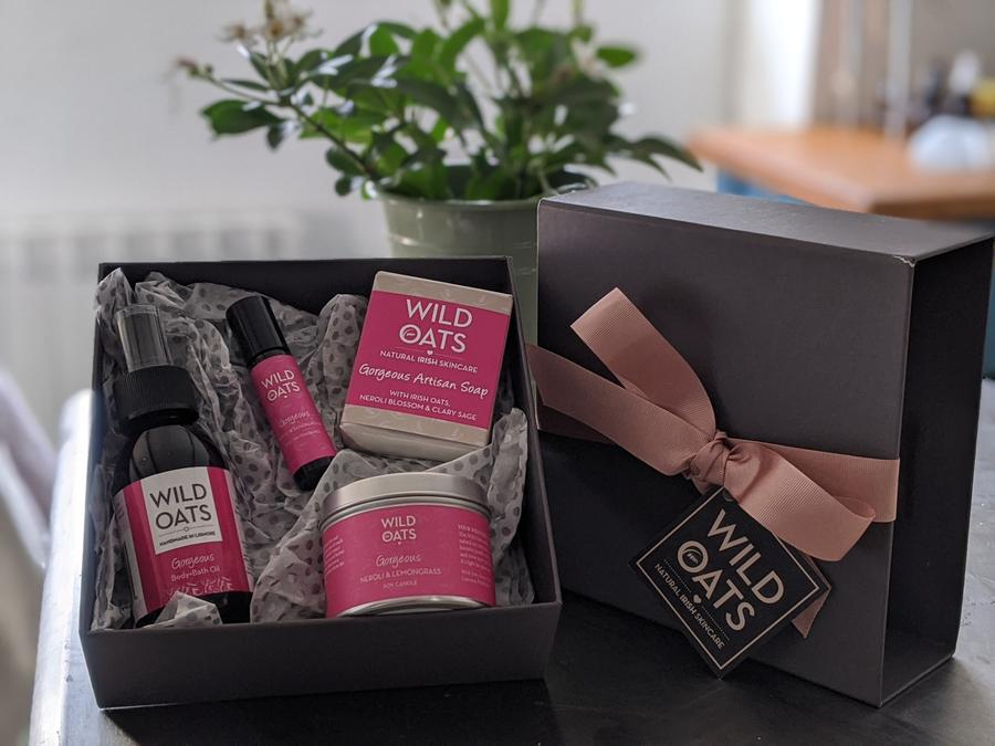 WILD OATS GORGEOUS LUXURY GIFT BOX
