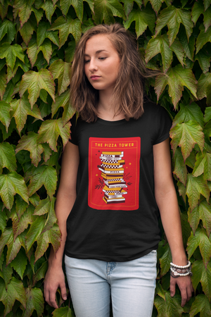 Pizza Tower Tee