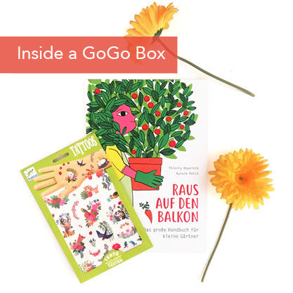 GoGo Books Box