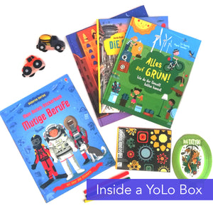 YoLo Books Box