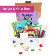 Load image into Gallery viewer, YoLo Books Box