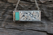 Load image into Gallery viewer, Texas Bar Necklaces- Square