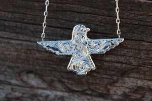 Thunderbird Bar Necklace