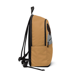Kingston's Fabric Backpack - Obsidian's LLC